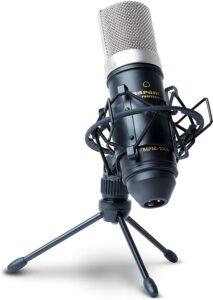 Budget podcast starter kit: Marantz MPM-1000